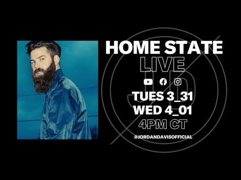 Jordan Davis - Home State | Live