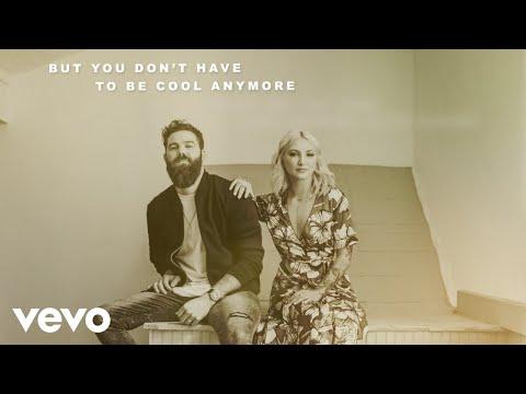 Jordan Davis - Cool Anymore (Lyric Video) ft. Julia Michaels