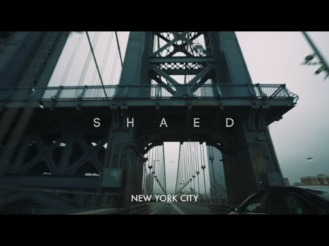 NYC: A Day In The SHAED