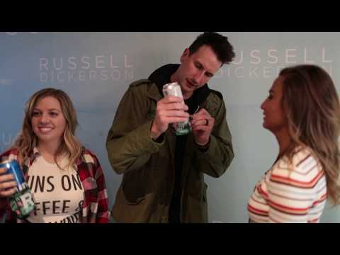 Russell Dickerson - The Way Back Tour (Week 1 Recap)