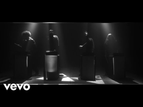 Porter - Hombre Máquina (Lyric Video)
