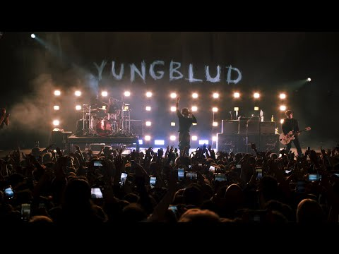 YUNGBLUD LIVE AT BRIXTON ACADEMY - 4/13 (9am PDT) (Trailer)
