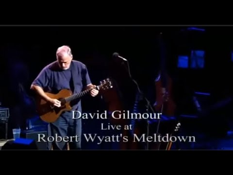David Gilmour in Concert 2001/2002
