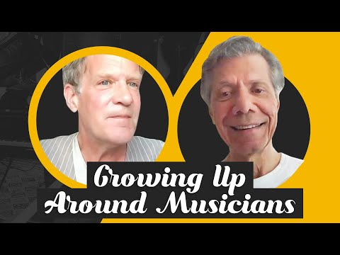 Growing Up Around Musicians - Chick Chats with Gary Husband: Part 1