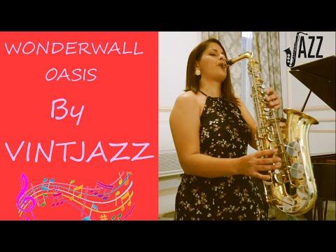 Wonderwall Vintjazz Cover