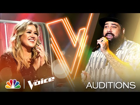 "Joseph Soul Has a Great Vibe on Bob Marley's ""Is This Love?"" - The Voice Blind Auditions 2020"