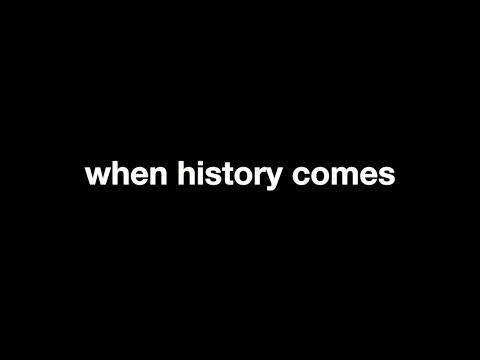 "Matthew Caws ""When History Comes"" (Lyric Video)"