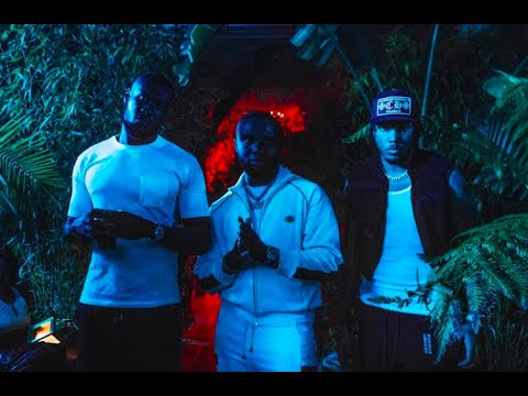 Headie One ft AJ Tracey & Stormzy - Ain't It Different BTS