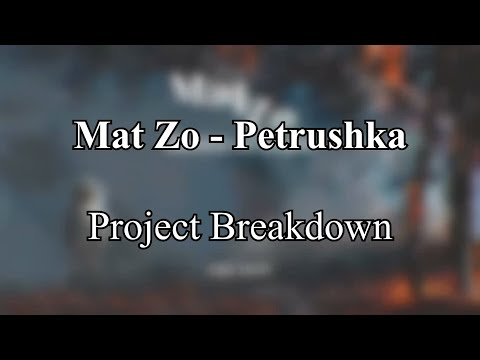 'Petrushka' Project Breakdown - Live Stream from MAD ZOO HQ - 10.13.20
