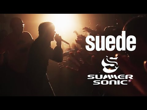 Suede - LIVE at Summersonic Festival, Japan (2016)