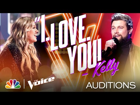 """Ryan Gallagher Shines on Andrea Bocelli and Celine Dion's """"The Prayer"""" - Voice Blind Auditions 2020"""