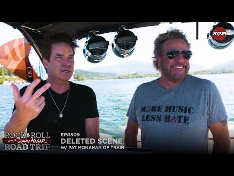 Rock & Roll Road Trip Episode 509 Deleted Scene w/ Pat Monahan