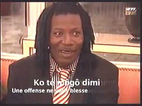 La route de la Paix ALPHA BLONDY