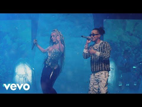 Ozuna - Del Mar (feat. Doja Cat) (Jimmy Kimmel Live!)
