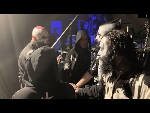 On Tour With Lacuna Coil - Episode 8 - Bristol, UK