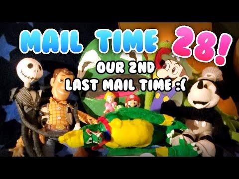 MALLEO MAIL TIME! - Episode 28! - Cute Mario Bros.