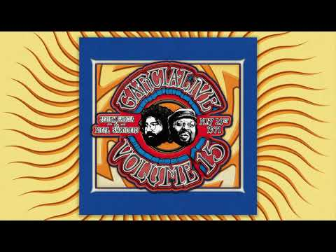 """Jerry Garcia & Merl Saunders - """"The Wall Song"""" - (David Crosby) - GarciaLive Volume 15"""