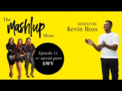 R&B Legends SWV Shares Who They Would Do a Verzuz Battle With on The Mash|Up Show!