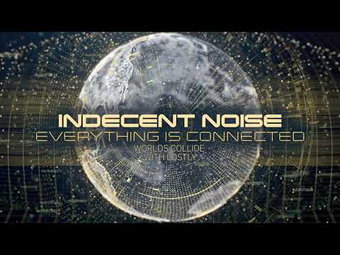 Indecent Noise featuring Lostly - Worlds Collide