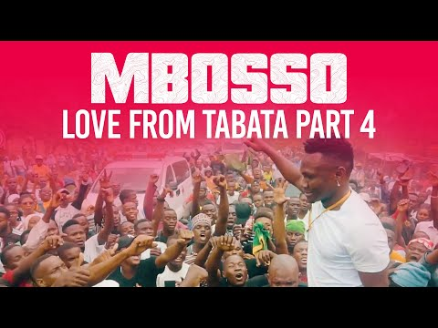 Mbosso love from Tabata part 04