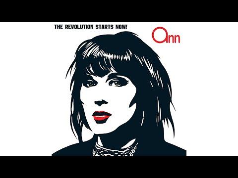Ann Wilson - The Revolution Starts Now!