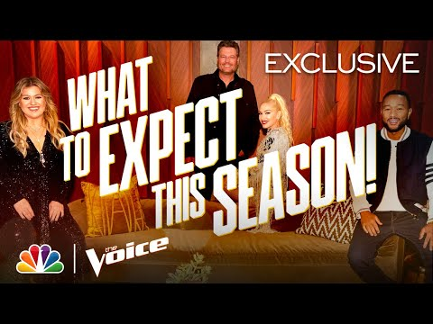 A Virtual Audience, Distancing and More Creative Solutions for an Unprecedented Season - Voice 2020