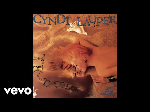 Cyndi Lauper - 911 (Official Audio)