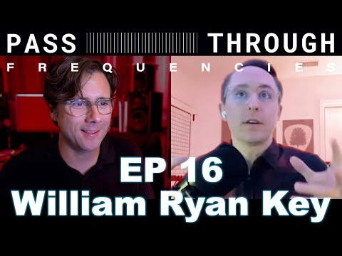Pass-Through Frequencies EP 16 | Guest: William Ryan Key (Yellowcard)
