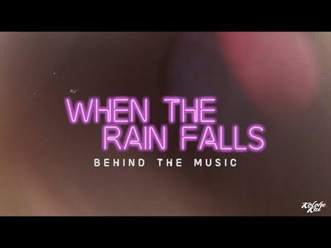 Kolohe Kai - When the Rain Falls // Behind the Music