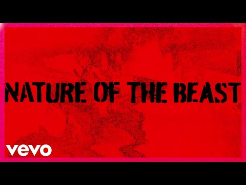 Nature Of The Beast (Official Lyric Video)
