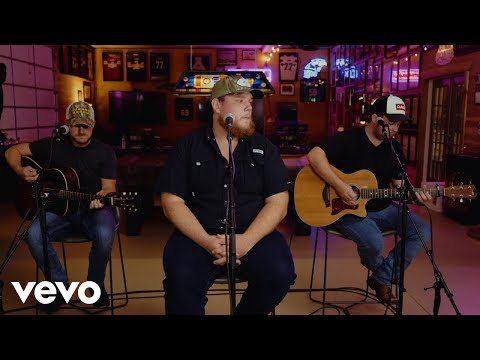 Luke Combs - My Kinda Folk (Acoustic)