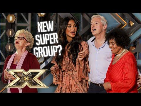 Simon Cowell creates the next ABBA!?   The X Factor UK