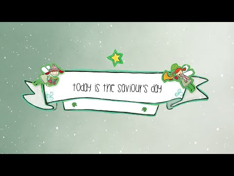 Rend Collective - Today Is The Saviour's Day (Lyric Video)