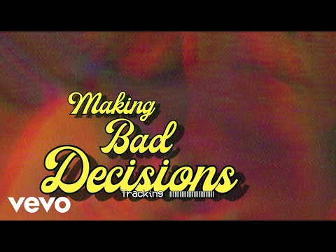 Bea Miller - making bad decisions (lyric video)