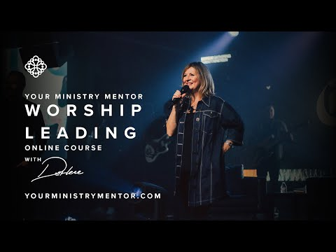 Your Ministry Mentor, Worship Leading Course
