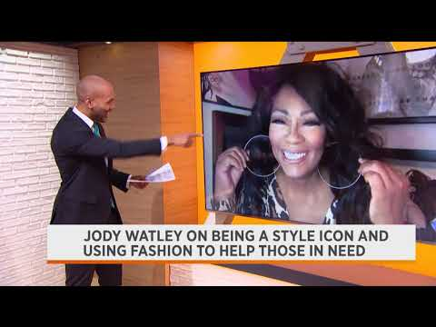 Jody Watley - TV Interview On Her Grammy Winning Trendsetting Solo Career and More
