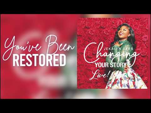 You've Been Restored Music by Jekalyn Carr Recorded at the Cellairis Amphitheater ATL