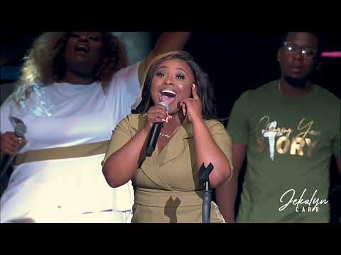 The Blood Never Loses by Jekalyn Carr  (Live @Cellairis Amphitheatre in Atlanta GA @PraiseInThePark)