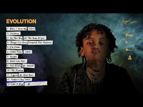 Joyner Lucas - Like A River Ft. Elijah James (Evolution)
