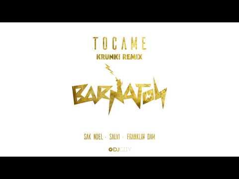 Sak Noel, Salvi & Franklin Dam - Tocame (Krunk! Remix) [Official Full Stream]