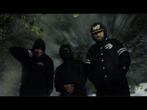 Snak The Ripper, Evil Ebenezer & Young Sin - Out For Action (Official Video)