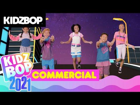 """KIDZ BOP 2021"" Official Commercial - OUT NOW!"