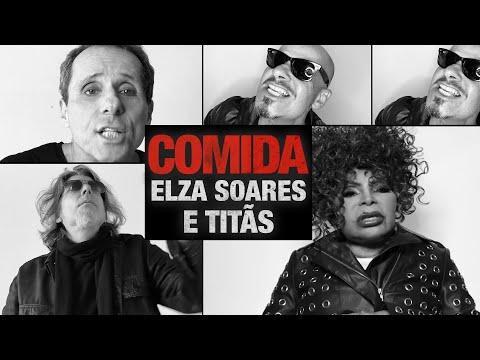 Elza Soares e Titãs - Comida (Videoclipe Oficial)