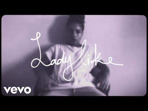 Kiana Ledé - Ladylike. (Official Visualizer)