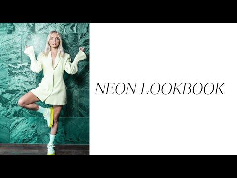 Danielle Bradbery | Music & Fashion: Neon Lookbook
