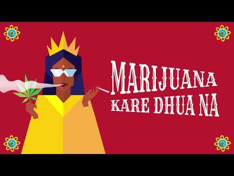 "Major Lazer & Nucleya - ""Jadi Buti"" feat.  Rashmeet Kaur (Lyric Video)"