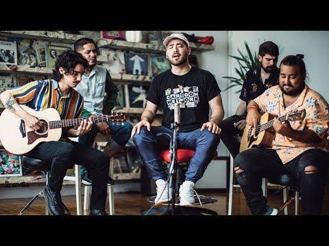 El Caco - Los Rivera Destino (Taylor Guitars Sesiones Acústicas NY)