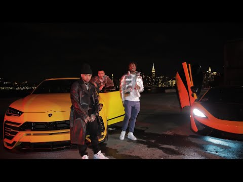 Bryant Myers - Gan-Ga (Uptown Remix) feat. French Montana & Lil Tjay