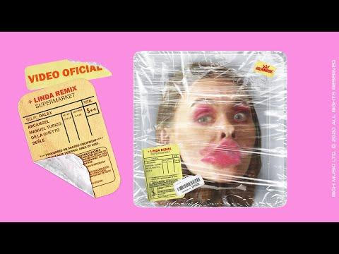 +Linda Remix - Dalex, Arcángel, Manuel Turizo, De La Ghetto, Beéle (Video Oficial)