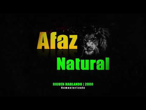 Afaz Natural - Siguen hablando albúm(2008)